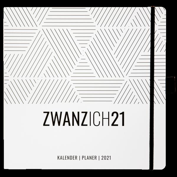 Kalender Zwanzich21 Linien