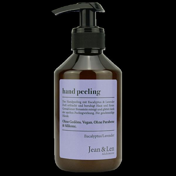 Hand Peeling Eucalyptus & Lavender