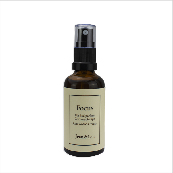 Soulspray Focus Zitrone / Lavendel