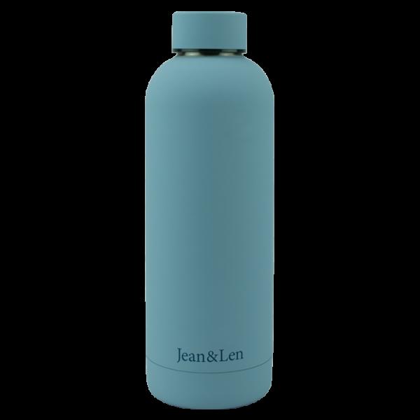 Trinkflasche taubenblau 500ml