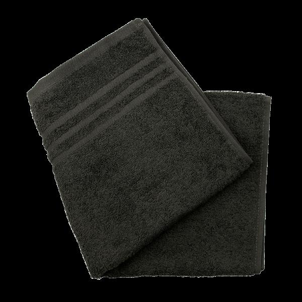 Handtuch 50x100 anthrazit