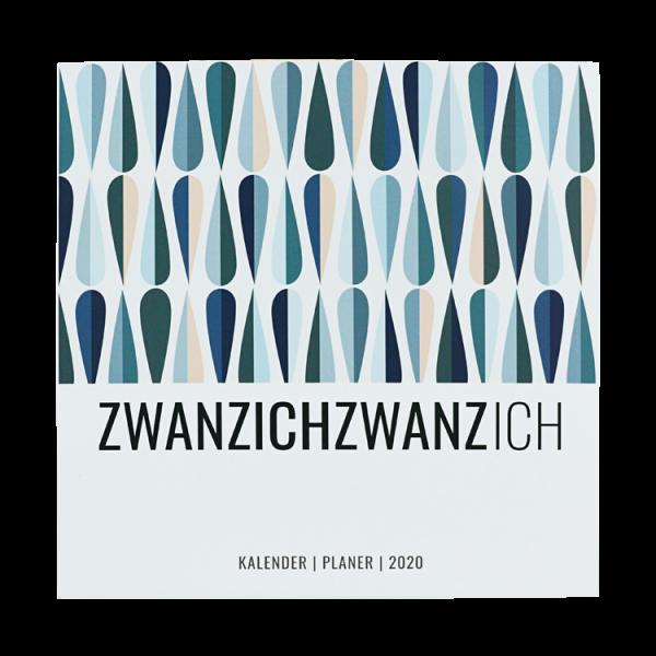 Kalender Zwanzichzwanzich Tropfen