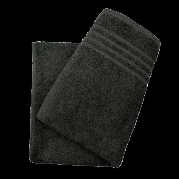 Handtuch 70x140 anthrazit
