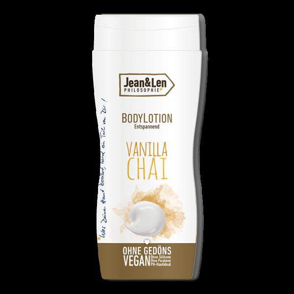 Bodylotion entspannend Vanilla Chai