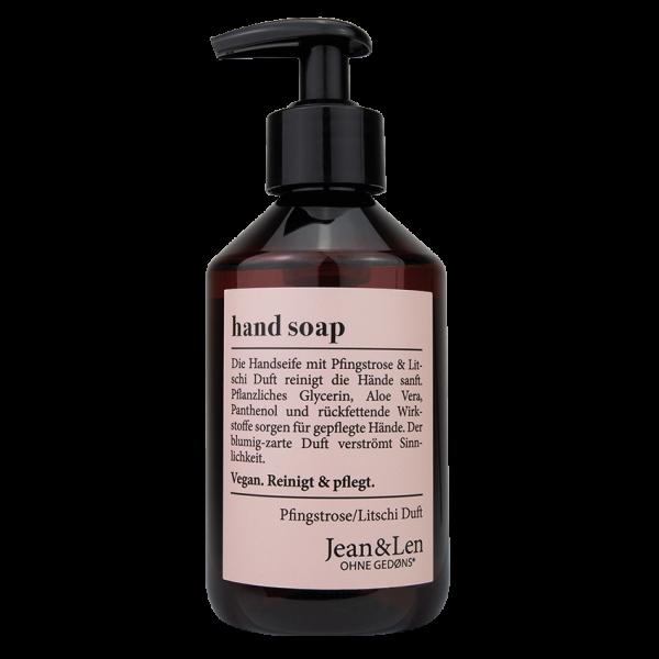 Hand Soap Pfingstrose/Litschi, 250ml
