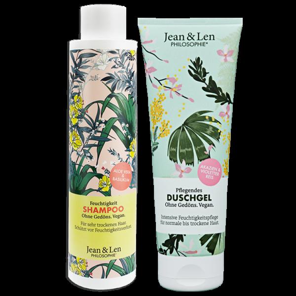 Shampoo & Duschgel Feuchtigkeit
