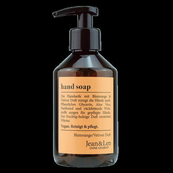 Hand Soap Blutorange/Vetiver, 250ml