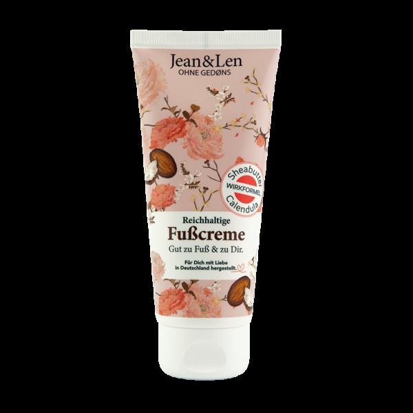 Foot Cream Shea Butter/Calendula, 100 ml