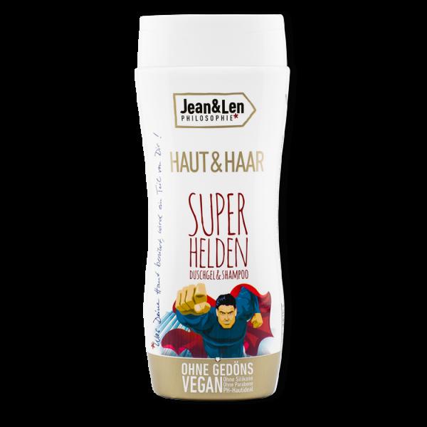 Duschgel&Shampoo Superhelden