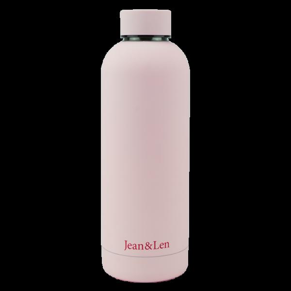 Trinkflasche rosa 500ml
