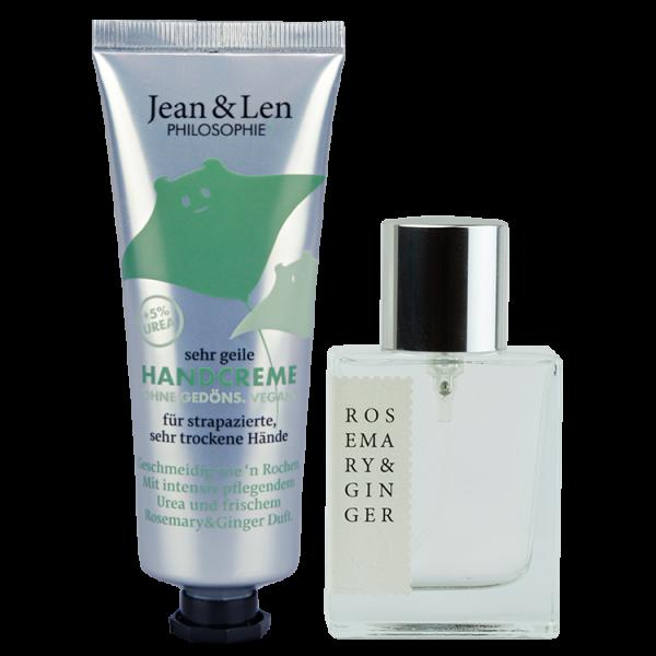 Rosemary & Ginger Hand & Parfum