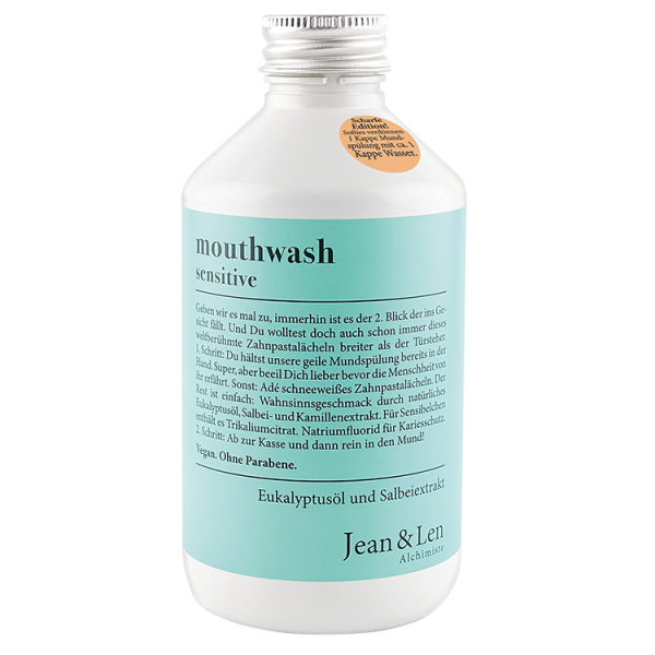 Mouthwash Sensitiv