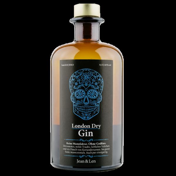 London Dry Gin, 500 ml