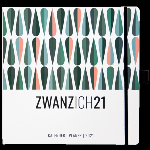 Kalender Zwanzich21 Tropfen