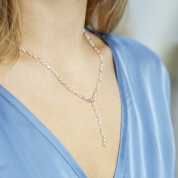 Liv Kette - 925 Silber