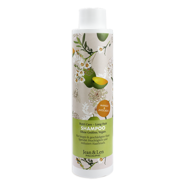 Shampoo Nutri Care - Long Hair