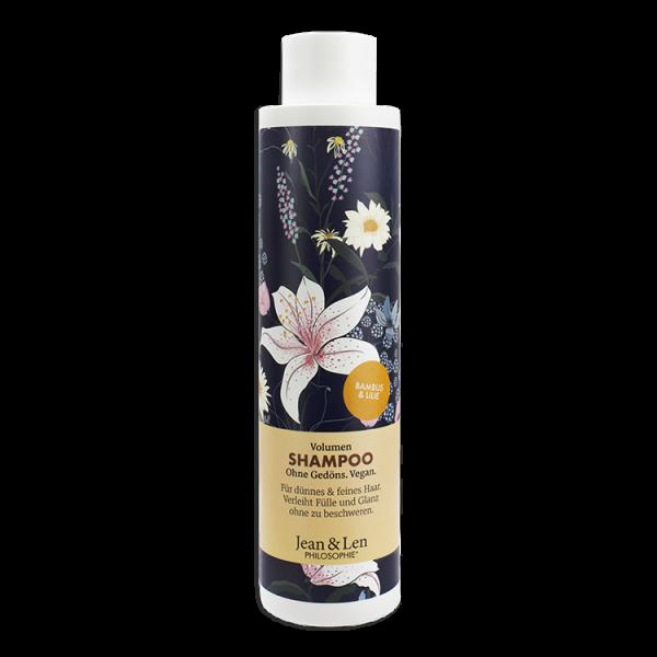 Shampoo Volumen Bambus & Lilie