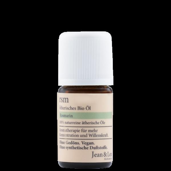 Ätherisches Bio Öl Rosmarin
