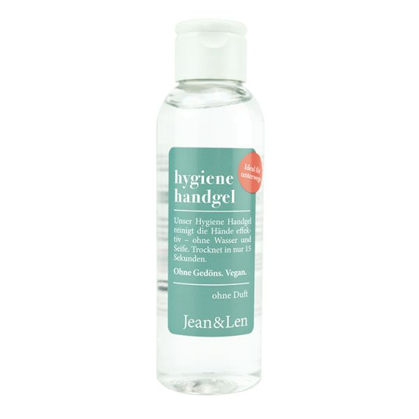 Hygiene Gel without Fragrance, 125 ml