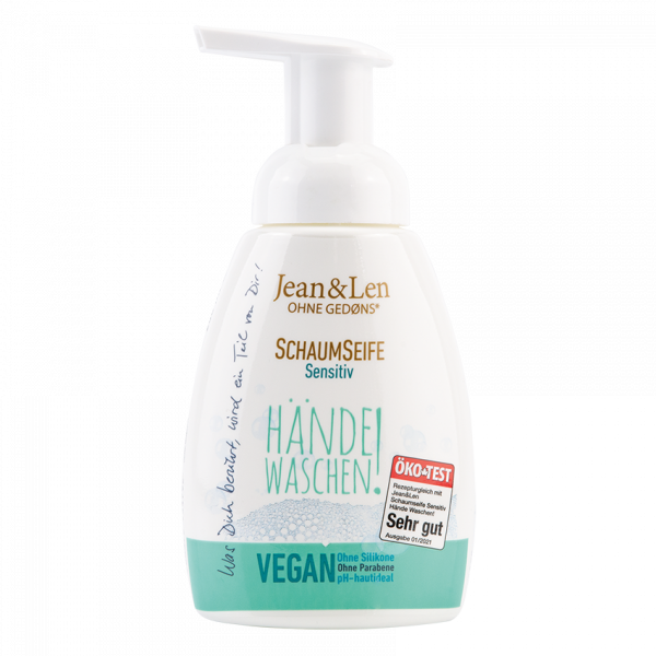Schaumseife Hände waschen, 250 ml