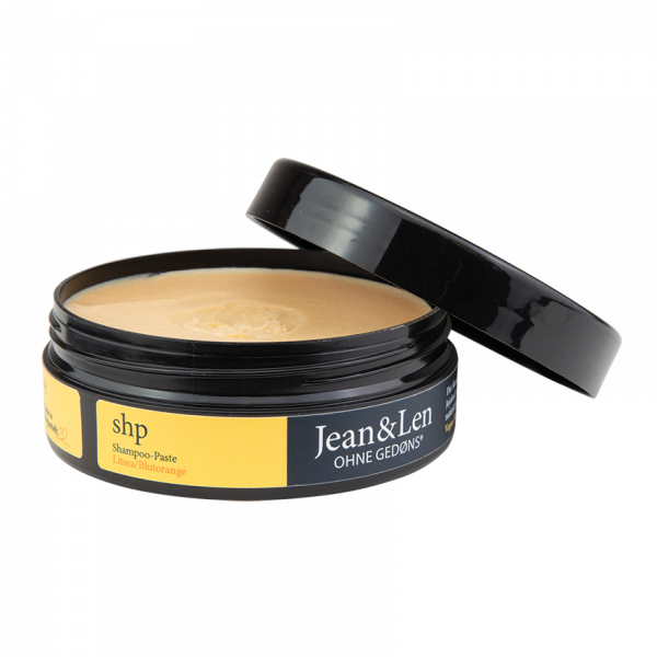 Shampoopaste Litsea/Blutorange, 150 ml