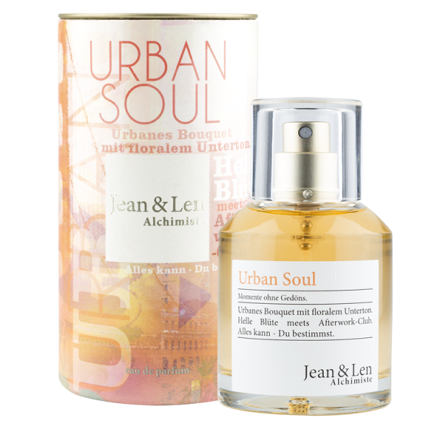 Urban Soul EdP, 50 ml