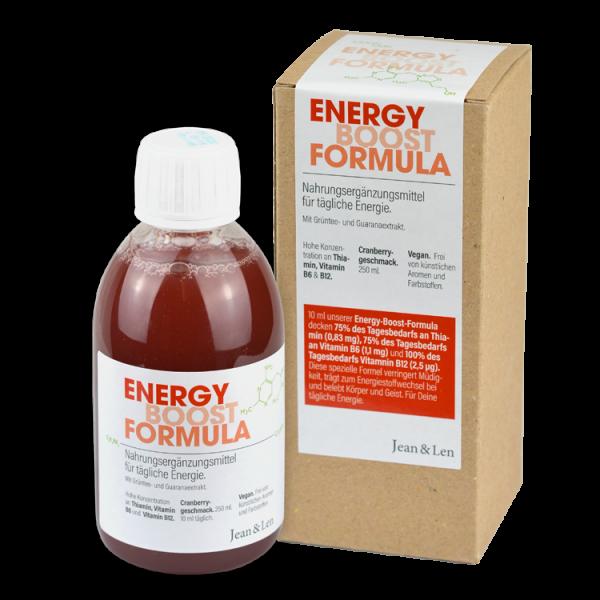 Energy Boost Formula Nahrungsergänzung