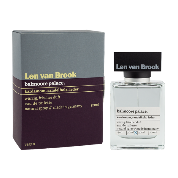 Balmoore Palace EdT, 30 ml