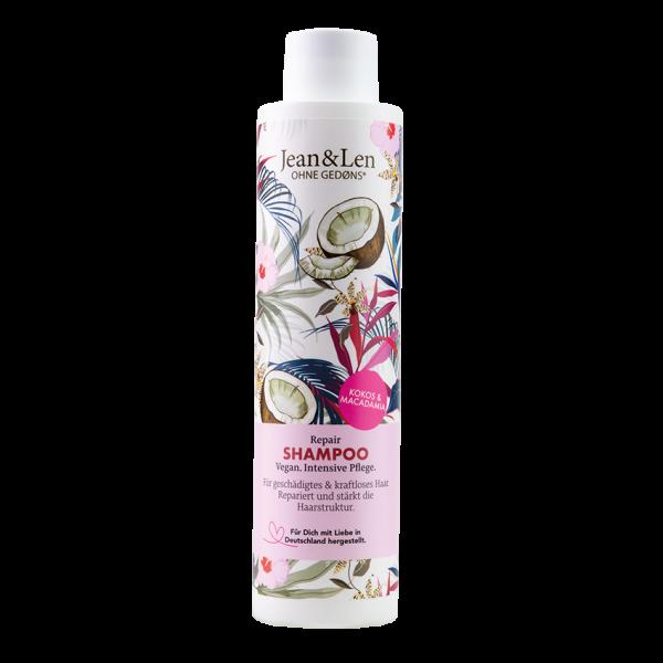 Repair Shampoo Kokosöl/Macadamia, 300 ml