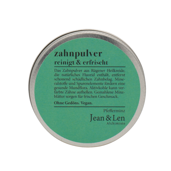 Tooth Powder Peppermint