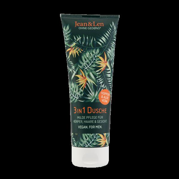 Milde Pflege 3in1-Dusche Aloe Vera/Hopfen, 250 ml
