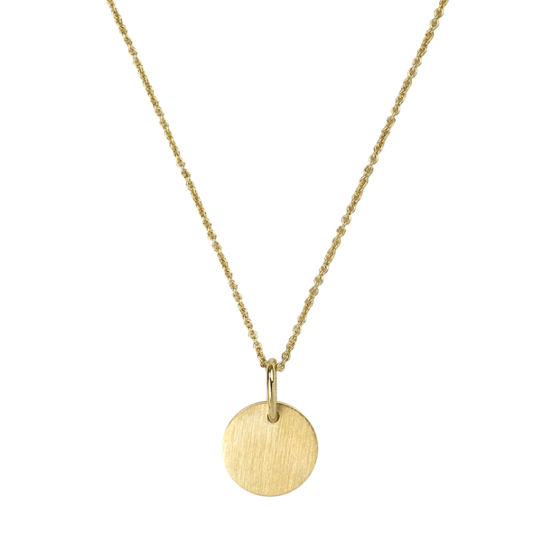 Merle Chain - 925 Gold-plated Silver