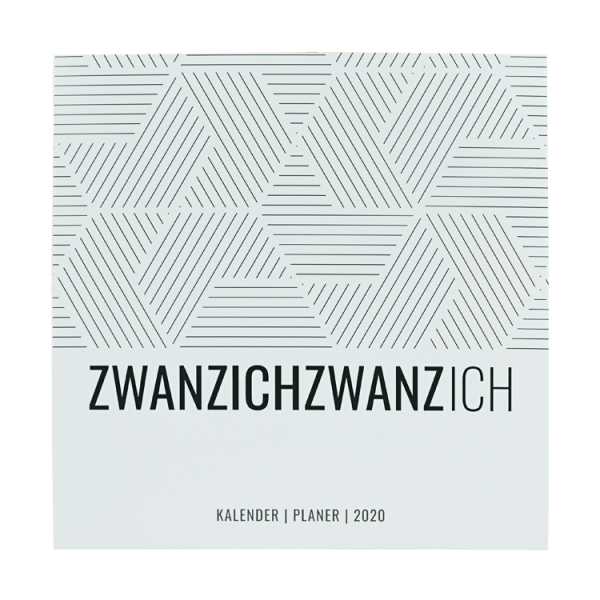 Kalender Zwanzichzwanzich Linien