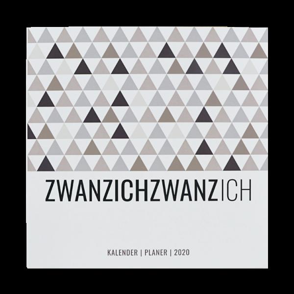 Kalender Zwanzichzwanzich Dreiecke