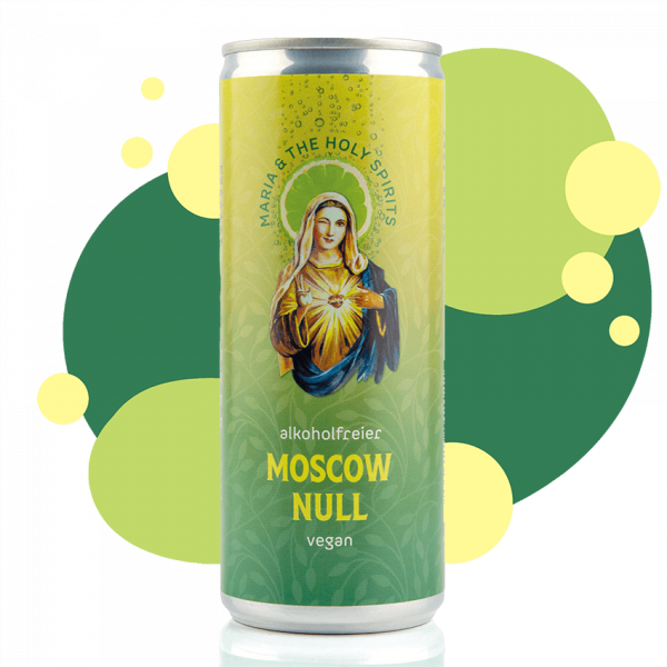 MARIA&THE HOLY SPIRITS Moscow NULL, Dose 250ml