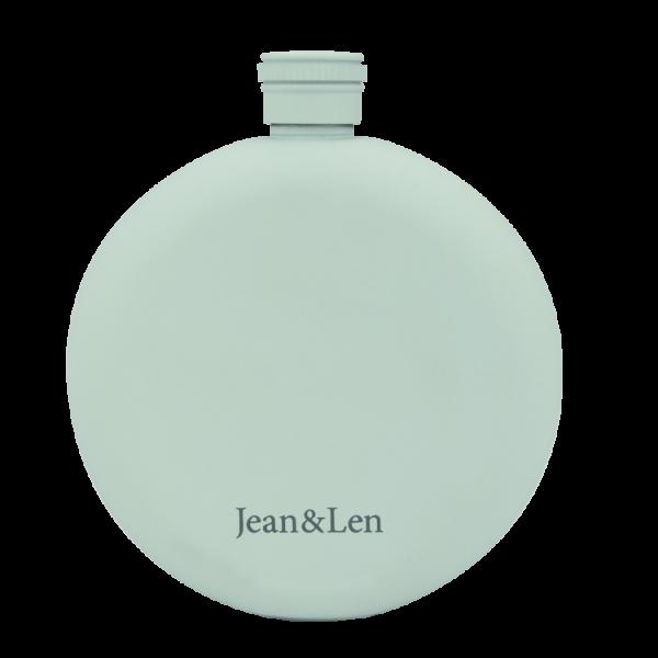 Hip Flask Grey, 148 ml