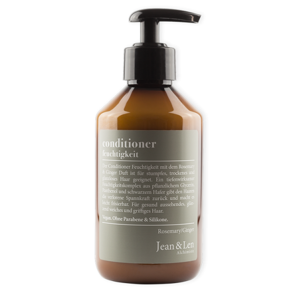 Conditioner Rosemary & Ginger Feuchtigkeit