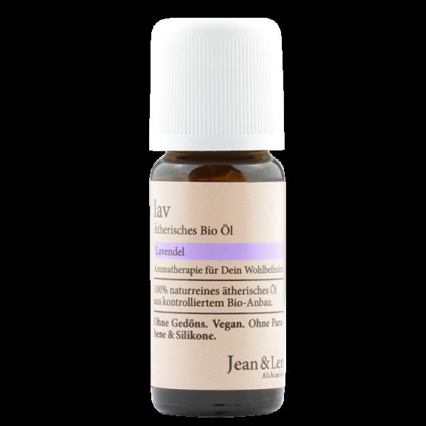 Ätherisches Bio Öl Lavendel