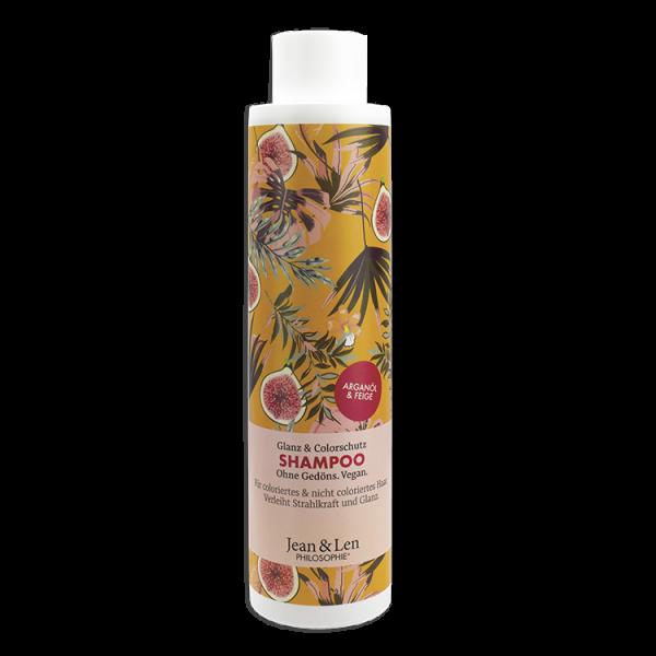 Shampoo Glanz & Colorschutz Marokkanisches Arganöl & Feige