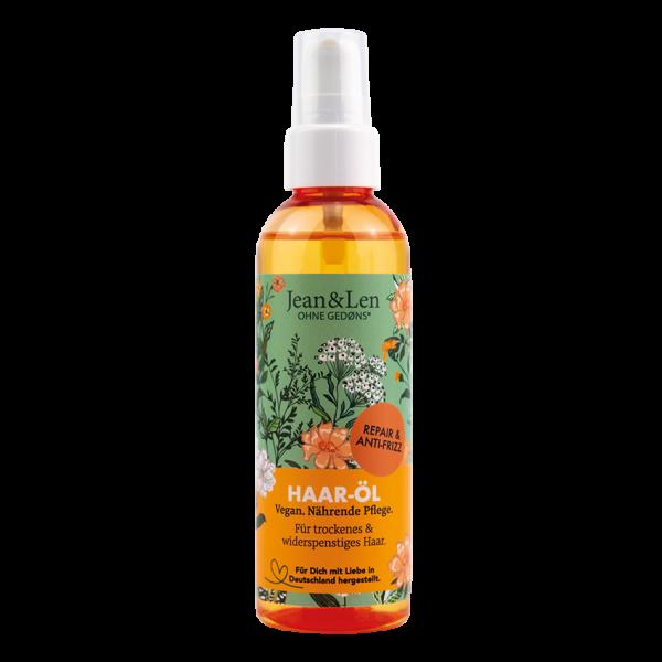 Repair & Anti-Frizz Hair Oil, 100 ml