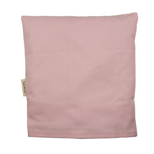 Kirschkernkissen rosa