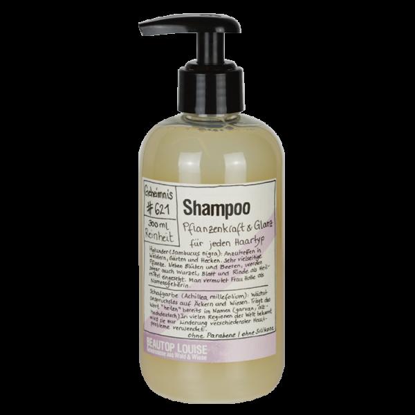 Shampoo Holunder