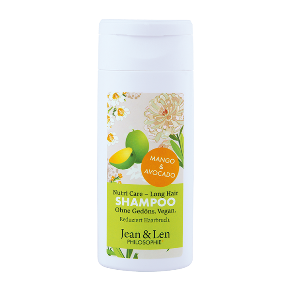 Shampoo Nutri Care - Long Hair Mango & Avocado 50ml Reisegröße