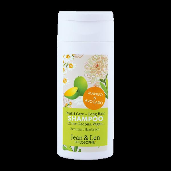 Shampoo Nutri Care - Long Hair Mango/Avocado 50ml Reisegröße