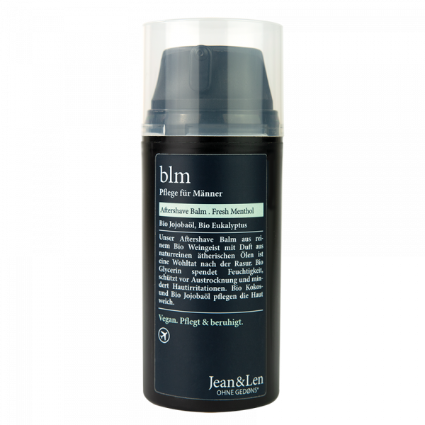 After Shave Balm Fresh Menthol, 100 ml