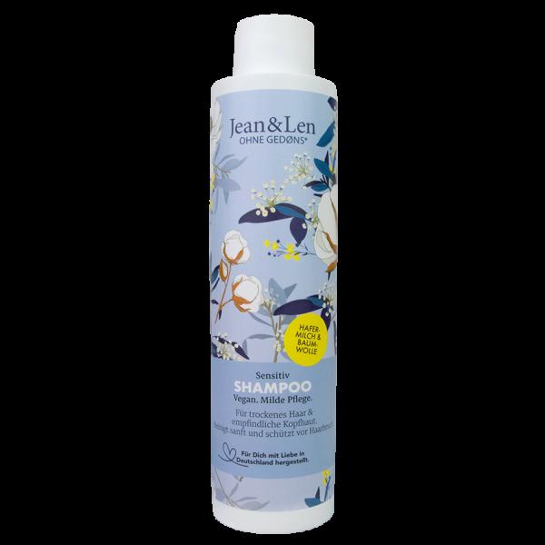 Sensitiv Shampoo Hafermilch/Baumwolle, 300 ml