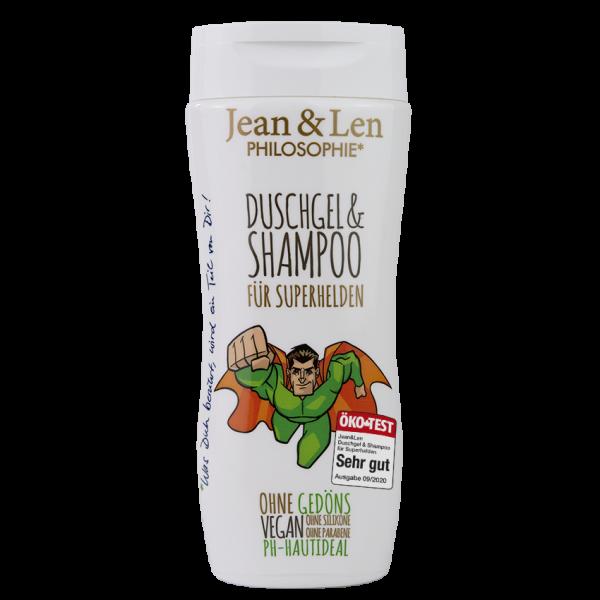 Duschgel & Shampoo Superhelden