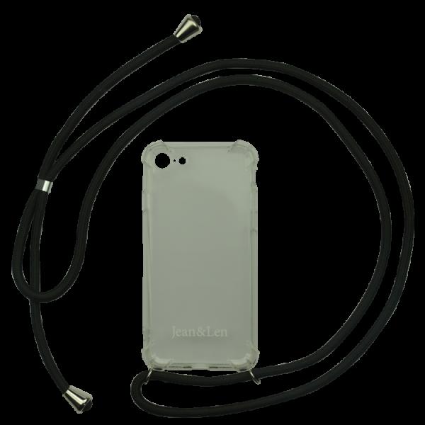 Handykette schwarz iPhone 7/8