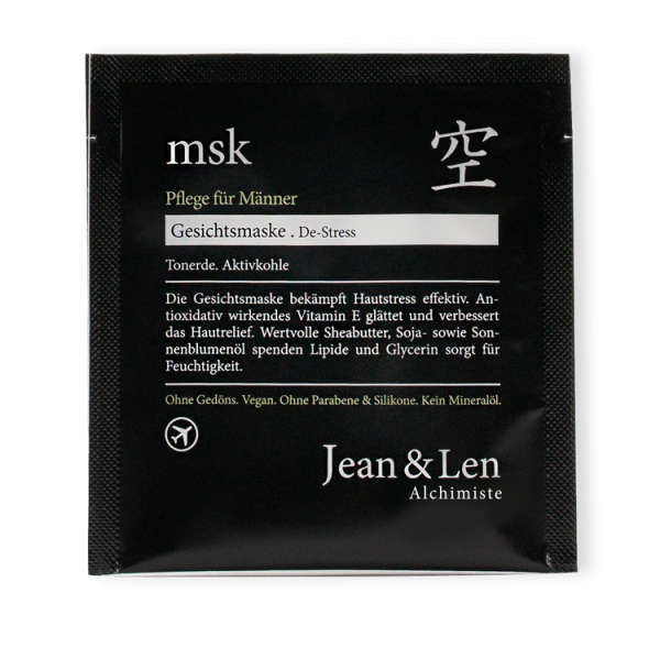 Face Mask Men De-Stress
