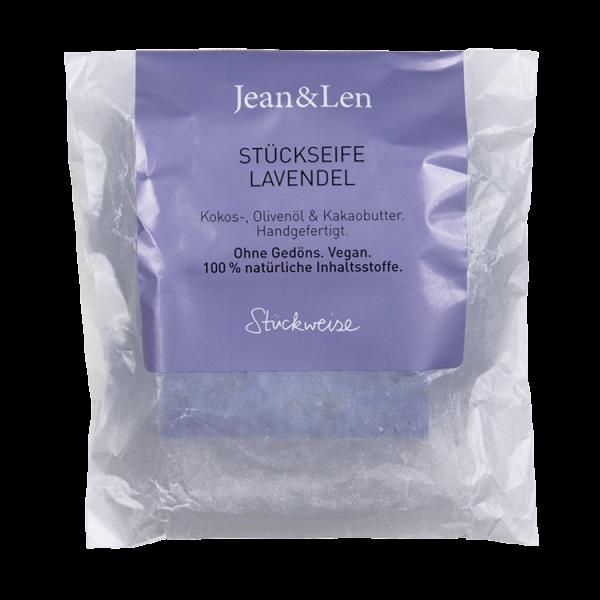 Seifenstück Lavendel